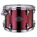 BATERIA SONOR SMART FORCE XTENDED STAGE 2 WINE RED.PLATOS.