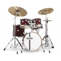 BATERIA MAPEX HORIZON HZB581SCY CHERRY RED.