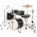 BATERIA MAPEX HORIZON HZB581SMB MIDNIGHT BLACK.
