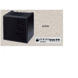 "Amplificador ""AER"" ALPHA"