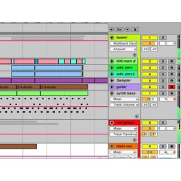 ABLETON SUITE 8 UPGRADE DESDE LIVE LITE