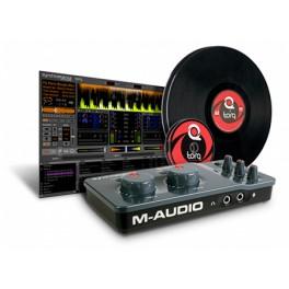 M-AUDIO TORQ CONECTIV VINYL/CD PACK