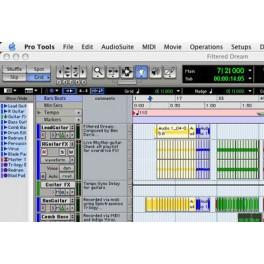M-AUDIO PRO TOOLS M-POWERED 8