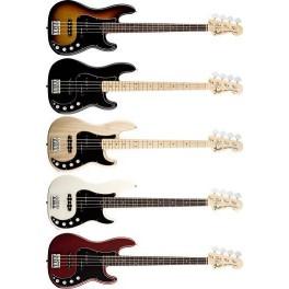 American Deluxe Precision Bass