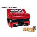 acordeon roland FR1XB BK/RD